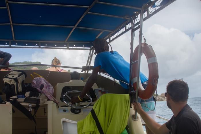 nevis la digue snorkeling seychelles