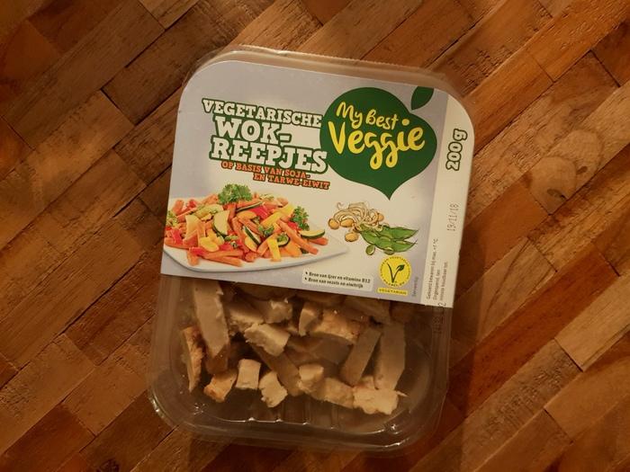 Review | My Best Veggie Vegetarische Wokreepjes