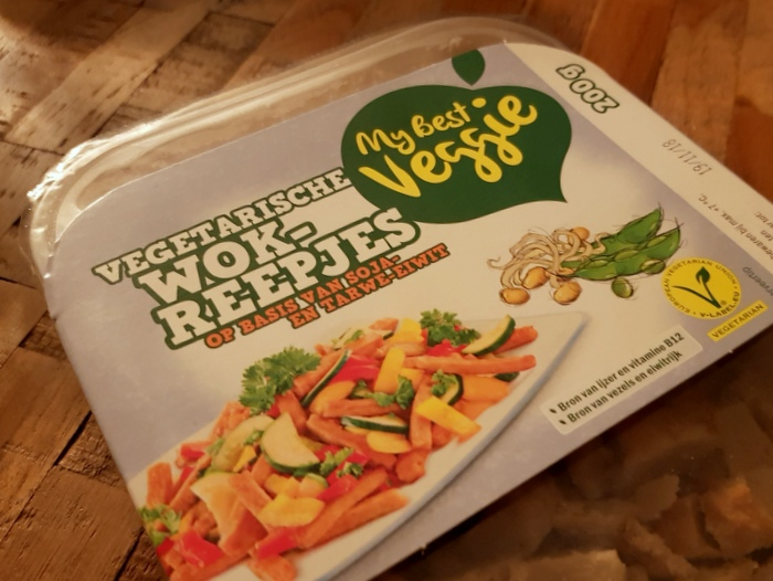 Review | My Best Veggie Vegetarische Wokreepjes