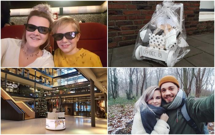 Photo Diary #181 | Op kraambezoek, keukenjacht & bioscoop