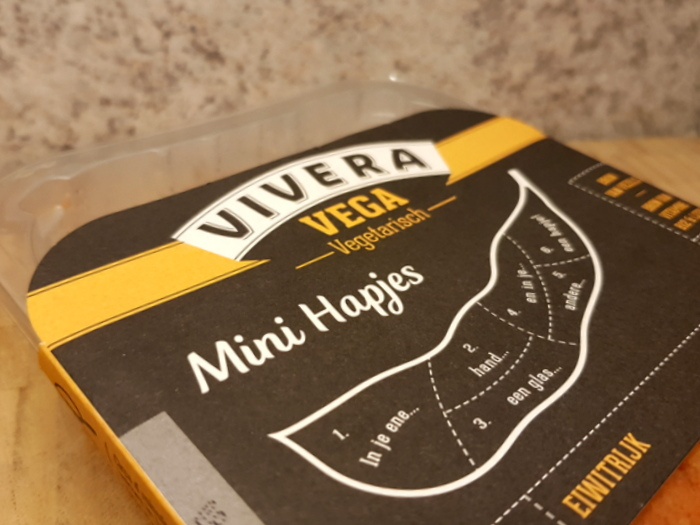 Review | Vivera Mini Hapjes
