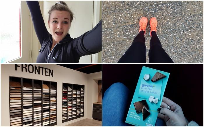 Photo Diary #185 | Hardlopen, inpakken & verhuizen