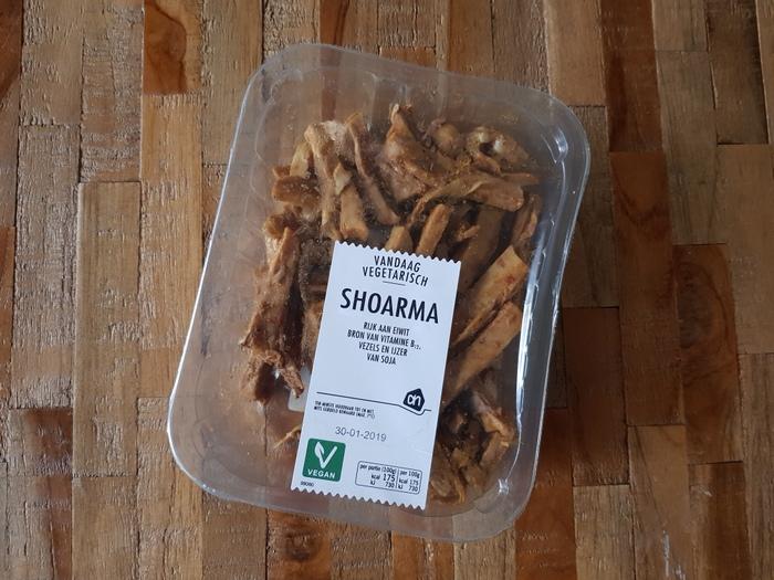 Review | AH Vandaag Vegetarisch Shoarma