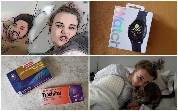 Photo Diary #193 | Mezelf onwijs verwend, doorweekt & ziek