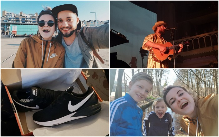 Photo Diary #191 | RY X concert, nieuwe hardloopschoenen & Scheveningen