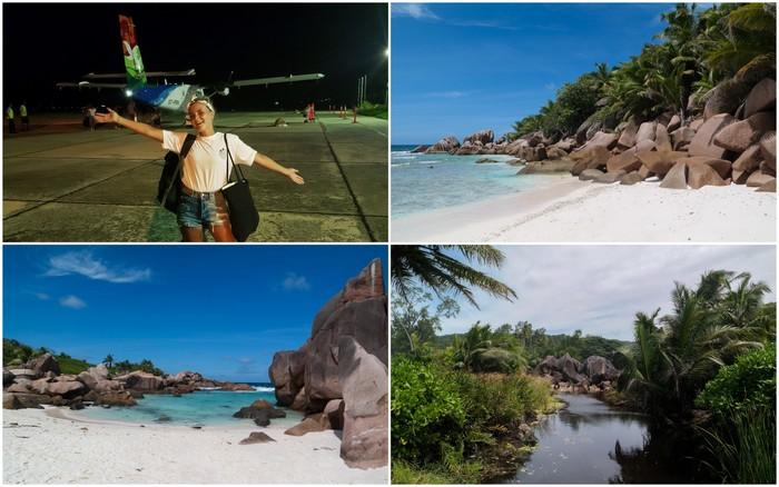 Seychellen | La Digue: Anse Cocos, Trail & Grand+Petite Anse