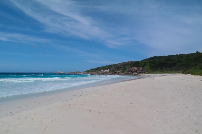 la digue grand anse seychelles