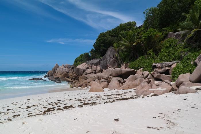 Petite Anse Seychelles La Digue
