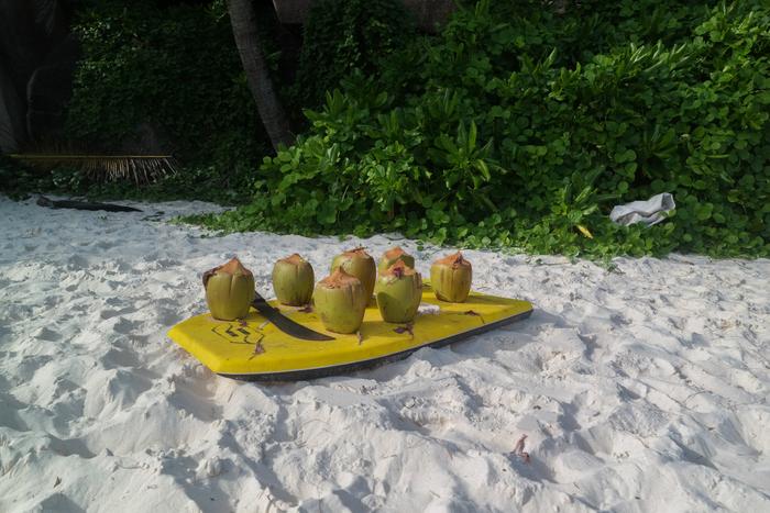 grand anse la digue seychelles