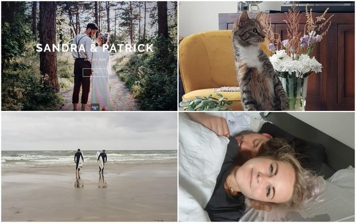Photo Diary #208 | Stokstaartje, knoop doorgehakt & trouwfoto's