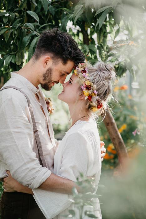 aroundsan wij zijn getrouwd