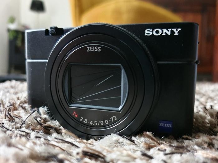 Mijn nieuwe camera | Sony RX100 VII