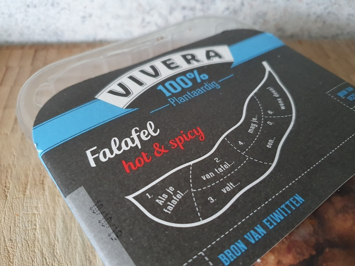Review | Vivera Falafel Hot & Spicy