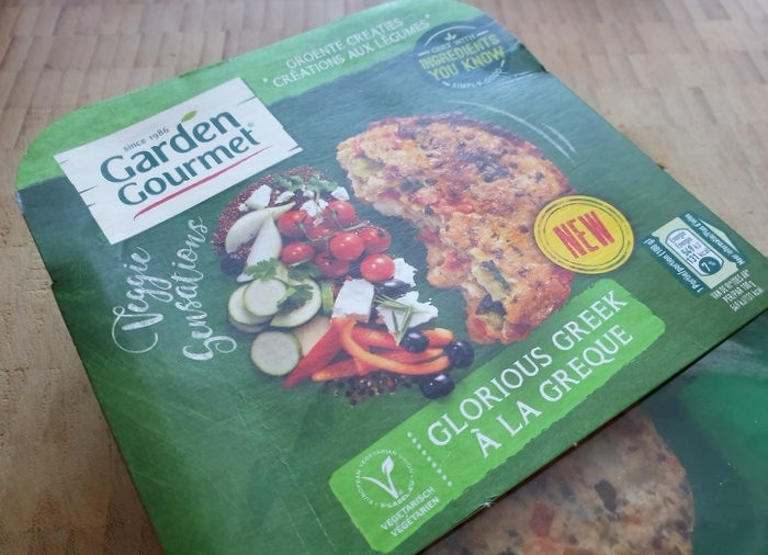 Review | Garden Gourmet Glorious Greek