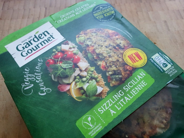 Review | Garden Gourmet Sizzling Sicilian