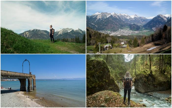 Oostenrijk | Bodensee, Bürser Schlucht & Landal Brandnertal