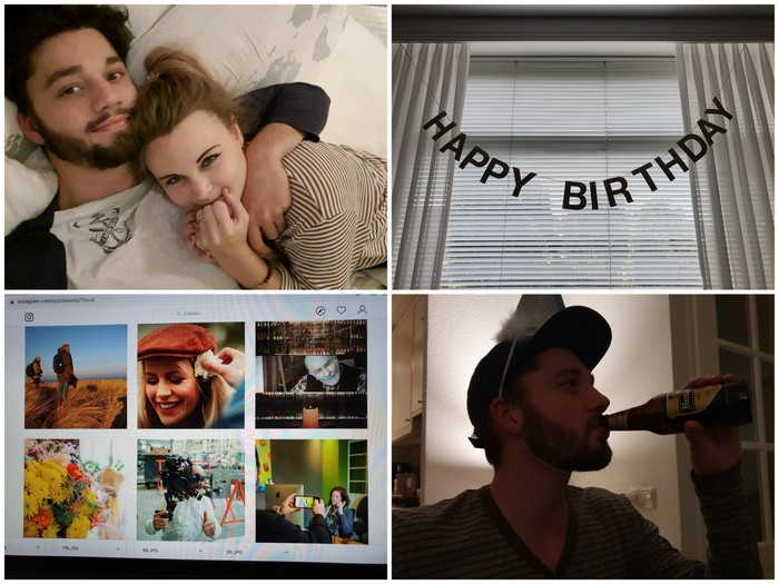 Photo Diary #229 | Surprise party, storm & Pat jarig
