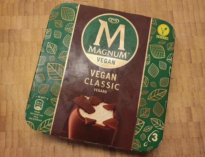 Review | Magnum Vegan Classic