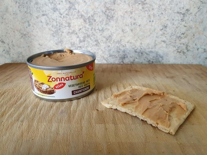 Review | Zonnatura Veganistische Pate Champignon
