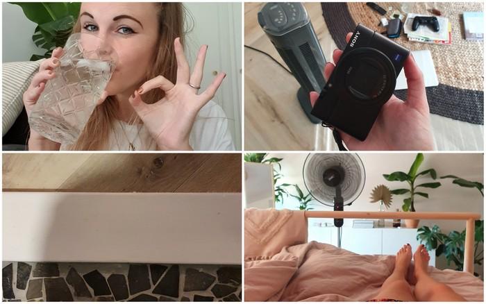 Photo Diary #252 | Doorweekt, stomme kneus & MEGA spin