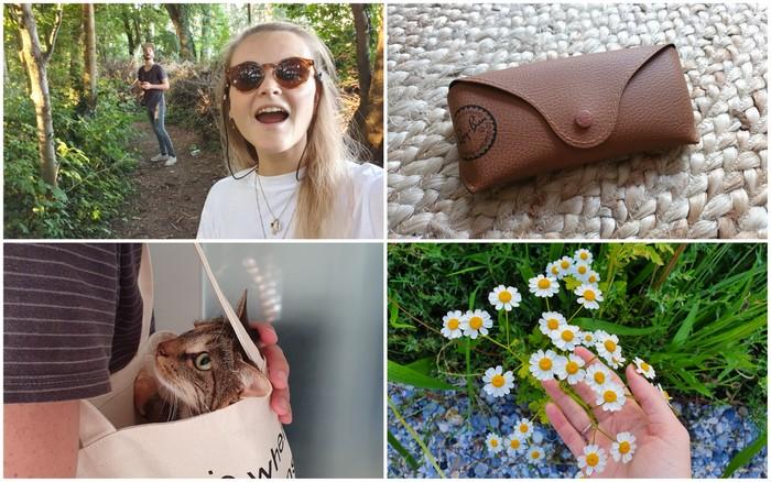 Photo Diary #250 | Nieuwe bril, bloemen & United Wardrobe struggle