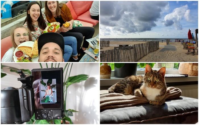 Photo Diary #255 | Lunchen op strand & alleen met Suzie