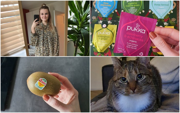 Photo Diary #267 | Nieuwe blouse, kerstpakket & kiwi liefde